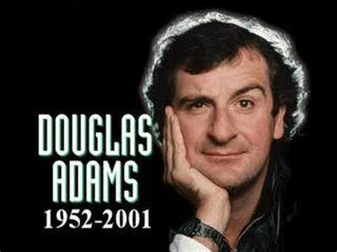 adam douglas voice the origin of god douglas adams youtube