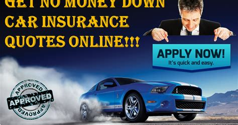Insurance Quotes Drivers 1 by No Money Car Insurance Quote Provides Affordable