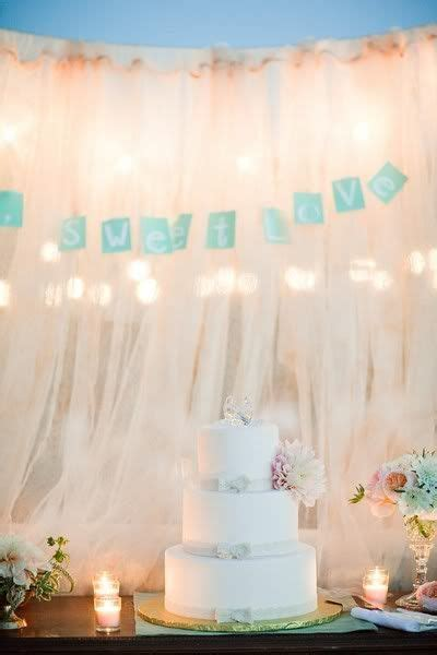 142 best images about Decorating With Tulle on Pinterest