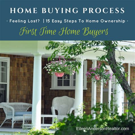 time home buyer steps to simplify the home buying