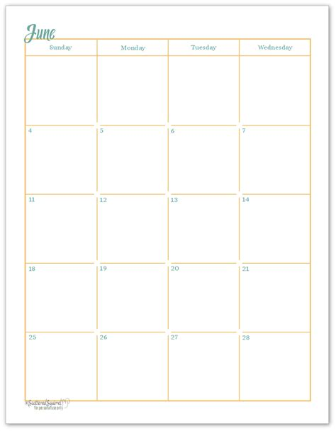 printable monthly calendar full page 2017 full size monthly calendar printables are here