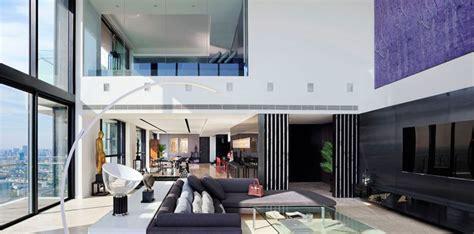 penthouse design mega penthouse with breathtaking views of bangkok