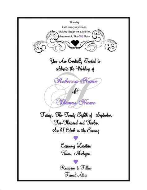 what to put a wedding invitation weddi on tips for writing - What Do I Put In A Wedding Invitation