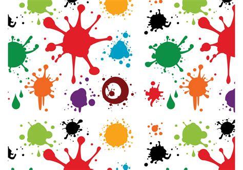 splatter pattern   vector art stock
