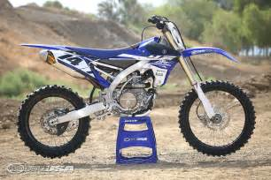 Dirt Bike Tire Shootout 2016 Yamaha Yz450f Ride Motorcycle Usa