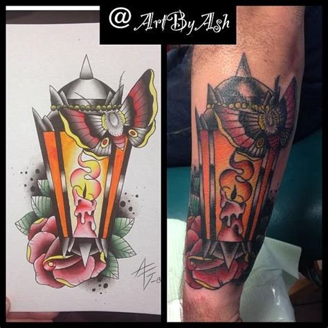 traditional lantern tattoo 16 best images about tattooer ash on