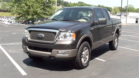 Ford F150 2005 by For Sale 2005 Ford F 150 Lariat 4x4 Stk 30025b Www