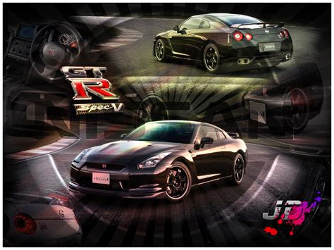 Awesome Car Wallpapers Gtr by Awesome Gtr Wallpaper 1024x768 16018