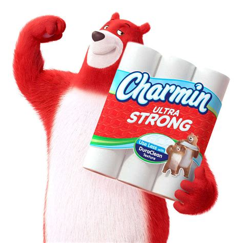 charmin ultra strong toilet paper 3 packs of