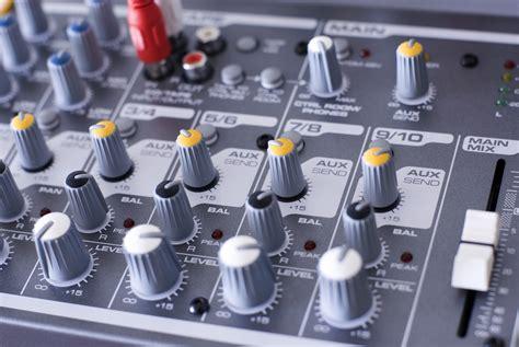 Mixer Knobs by Sound Mixer 3021 Stockarch Free Stock Photos