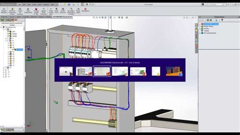tutorial solidworks electrical 2015 solidworks 2015 electrical youtube