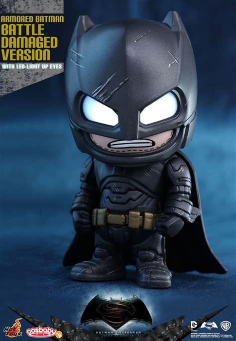 Toys Cosbaby Bvs Superman Boxset more new batman v superman cosbaby figures by toys the toyark news