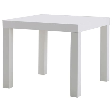 Lack Side Table Lack Side Table White 55x55 Cm Ikea