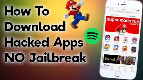 i mod game no jailbreak how to download paid or hacked apps free on ios 11 no
