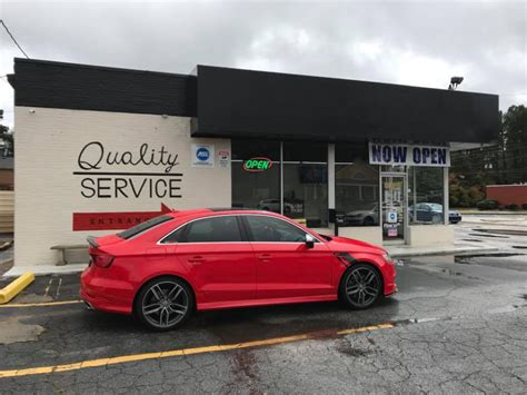 Gwinett Audi by Audi Gwinnett Service Audi Repair By Eurofed Automotive