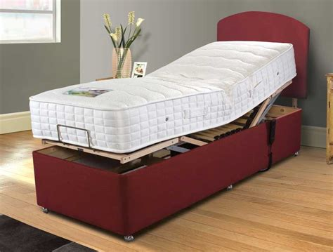 compare beds comfort sleepeezee cooler comfort adjustable bed buy online at