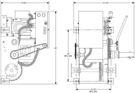 porch lift wiring diagram wiring diagram for overhead doors new wiring diagram 2018