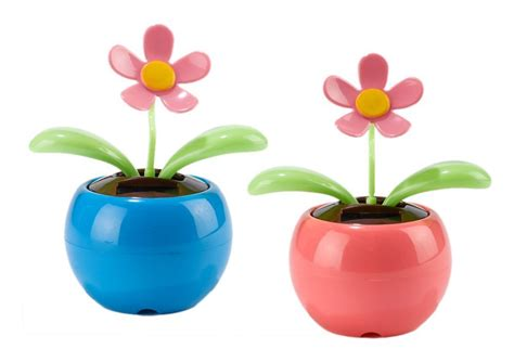 price of solar flower wholesale 2pcs lot solar swing sun flower solar