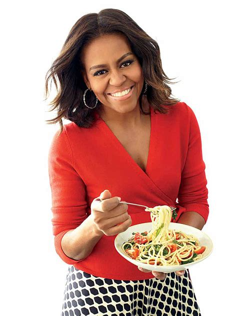 michelle obama healthy eating michelle obama cooking light let s move fifth