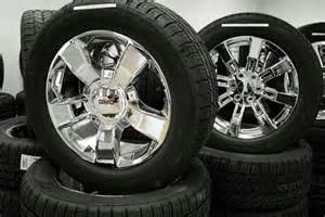 Used 20 Inch Chevy Truck Wheels Gmc 20 Inch Chrome Wheels Mitula Cars