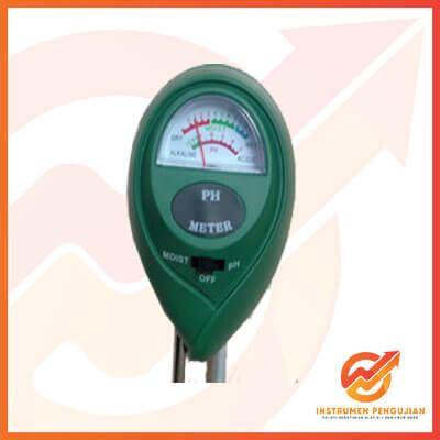 Alat Untuk Ukur Ph Tanah alat ukur uji ph kualitas tanah etp 302 soil moisture