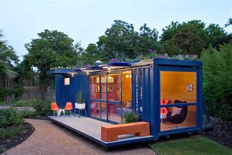 Small Homes Made From Shipping Containers 6 Cool Tiny Houses Made From Shipping Containers