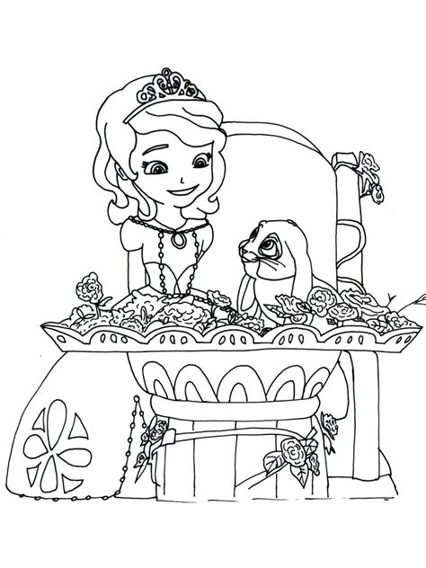 happy birthday sofia coloring pages happy birthday sofia coloring pages sofia the first