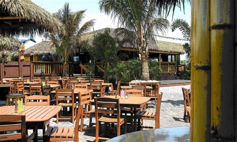 tiki hut patchogue 5 tiki bars to cure your island fever long island pulse