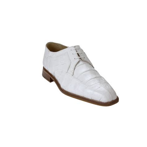 belvedere shoes belvedere susa crocodile ostrich shoes white