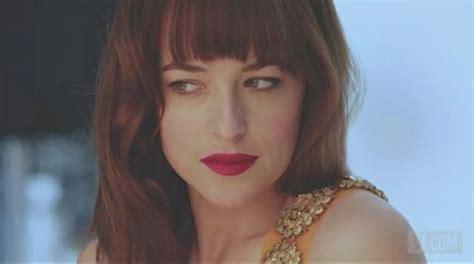 Vanity Fair 50 Shades Of Grey by Fifty Shades Of Grey Dakota Johnson From The Vanity Fair