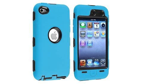 Deluxe Vs Dirt Cheap Mac Shadestick And Gosh Waterproof Eyeshadow by Insten Blue Deluxe Color Black 3 Cover Ipod Touch