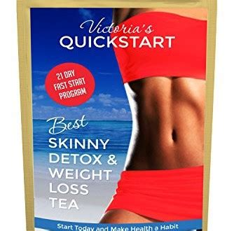 Waist Watcherz 14 Days Detox by Best Detox Tea Weight Loss Waist Slimming Diet