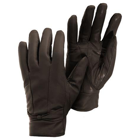 Plain Gloves womens plain leather gloves