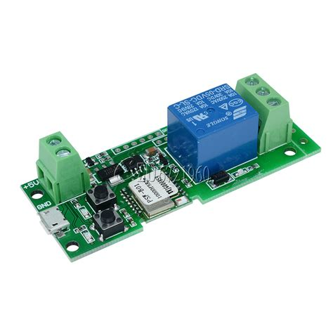android module sonoff wifi wireless smart switch relay module 5v for home