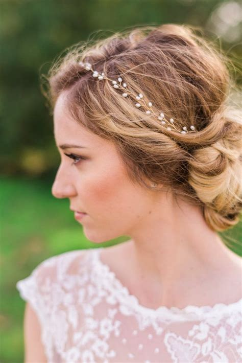 25 best ideas about bridal headbands on