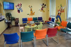 Pediatric Offices by Disney Colors Are In Array At Four Corners Pediatric