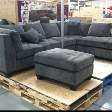 Costco Sectional by New Sectional From Costco Lake House Great Room
