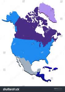 vector map of america 18929632