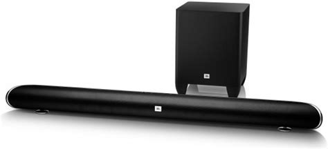 jbl cinema sb soundbar  wireless subwoofer