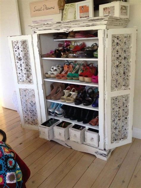 armoire for shoes 17 best images about tv armoires repurposed on pinterest