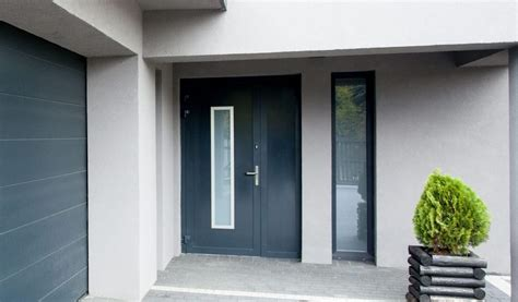 material   choose    front door