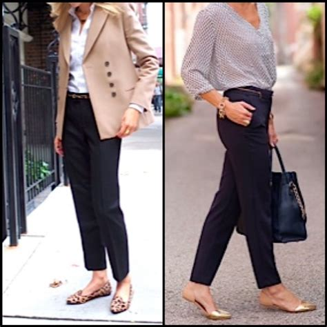 what flat shoes to wear with cigarette and flats archives trending lightly