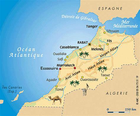 lade marocco carte maroc marrakech essaouira my
