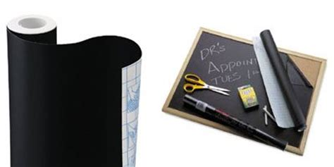 chalkboard paint vs chalkboard contact paper 17 best ideas about chalkboard contact paper on