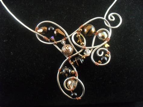 diy wire jewelry jewelry inspiration diy wire necklace wire jewelry