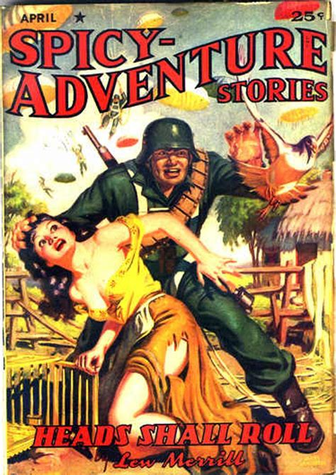 rough edges sunday morning bonus pulp spicy adventure stories april