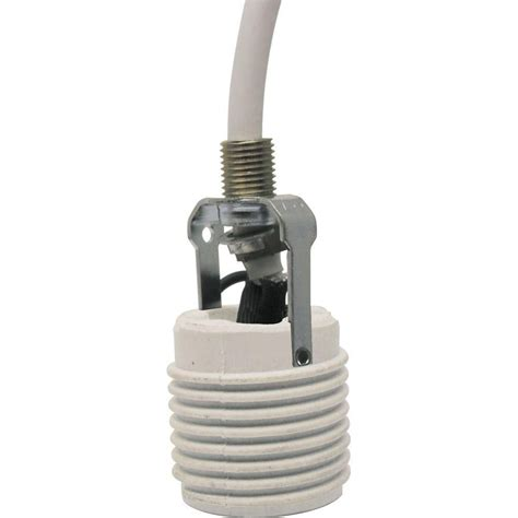 light socket extender home depot lithonia lighting 4 ft protective wire guard the home