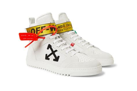 sneakers that go with white go high and low sneaker freaker