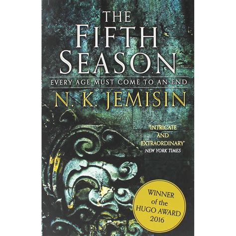 the fifth season the the fifth season by n k jemisin books for teenagers at the works