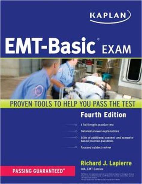 Nailuconsga Download Kaplan Emt Basic Exam Book
